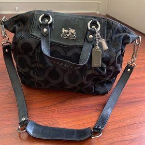 Coach shoulder / crossbody bag